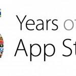 App Store celebrates 5th Anniversary