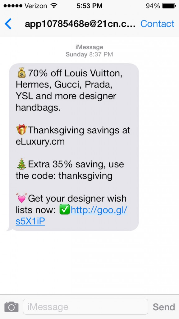 imessage-spam