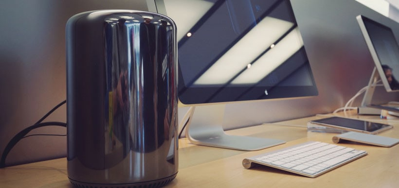New Intel Xeon processors could be heading for the next Mac Pro