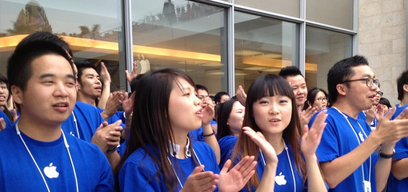 iPhone 6 buying frenzy in China is out of control