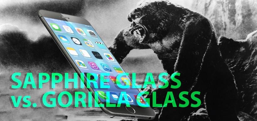 Sapphire Glass vs Gorilla Glass