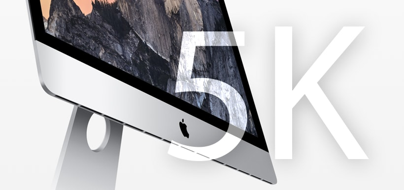 Apple Retina 5K Thunderbolt Display release date? Not so fast.