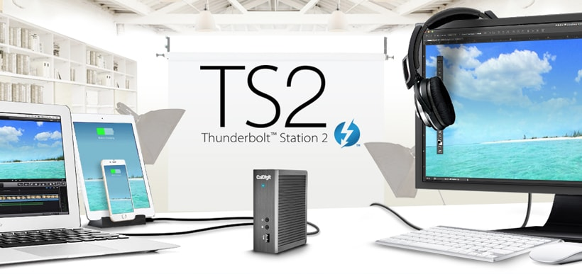 CalDigit releases new Thunderbolt Station 2 available now for pre-order