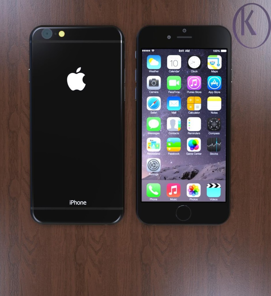 Black iPhone 6c