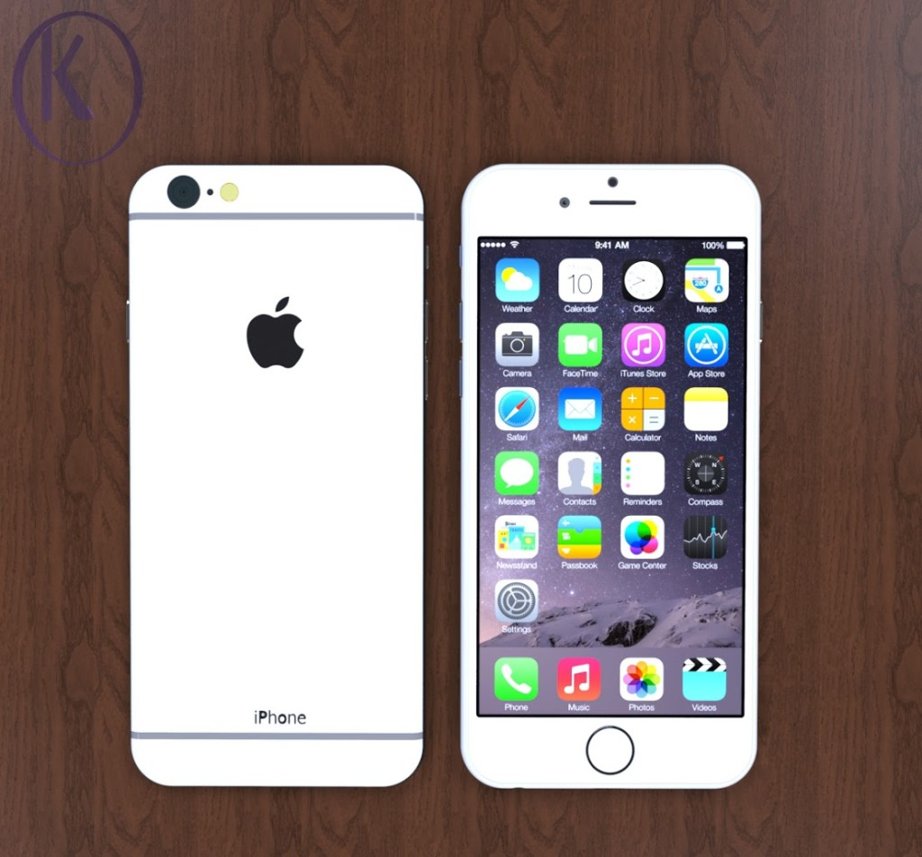 White iPhone 6c
