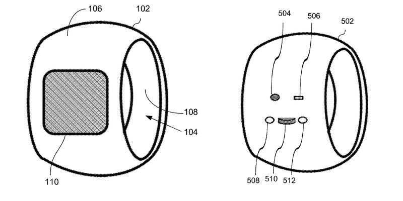Apple Ring Patent