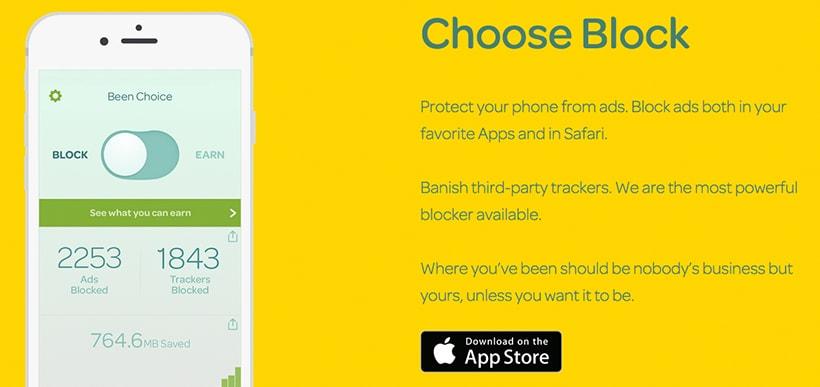 Apple blocks Been Choice app