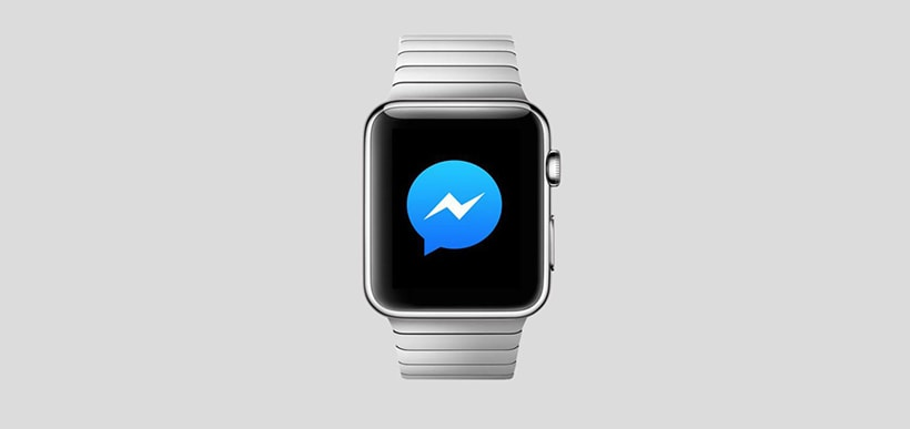 The wait is over: Facebook Messenger for Apple Watch arrives