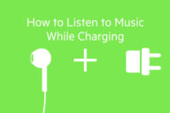 charge iPhone and listen to music
