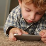 How do I make my child's iPod touch safe?